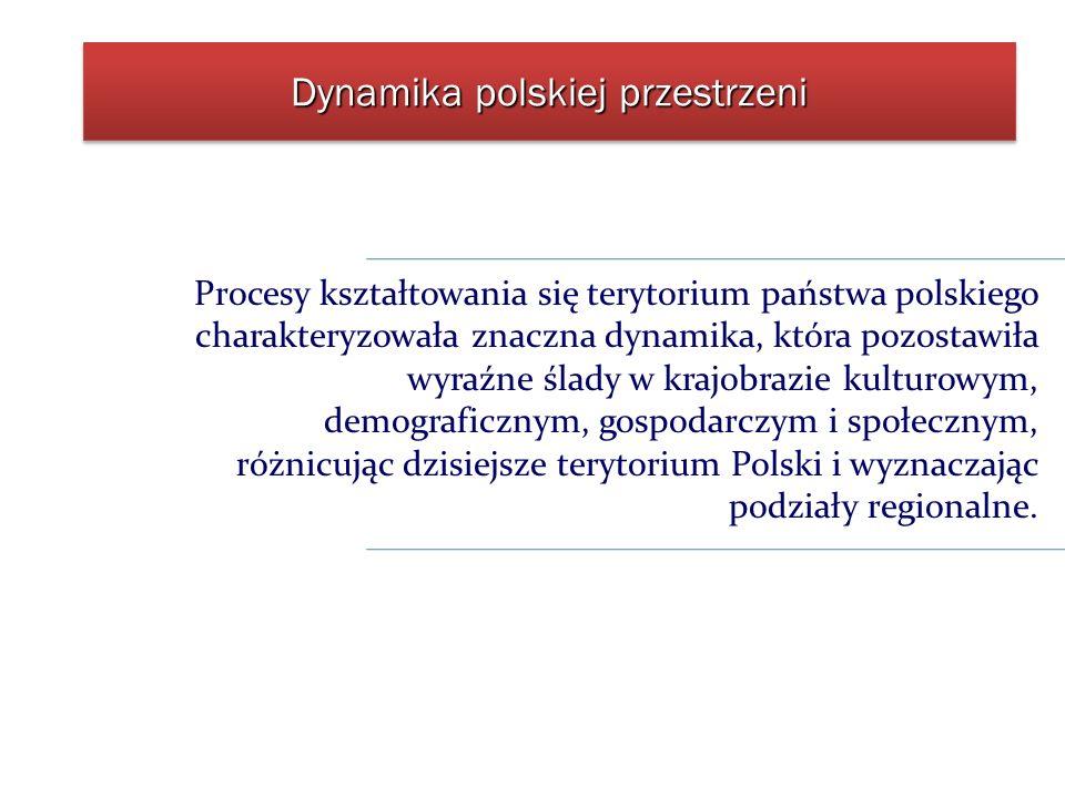 Dynamika polskiej przestrzeni