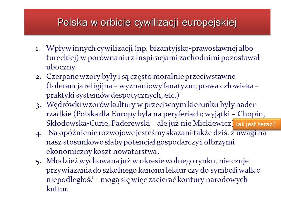Polska w orbicie cywilizacji europejskiej