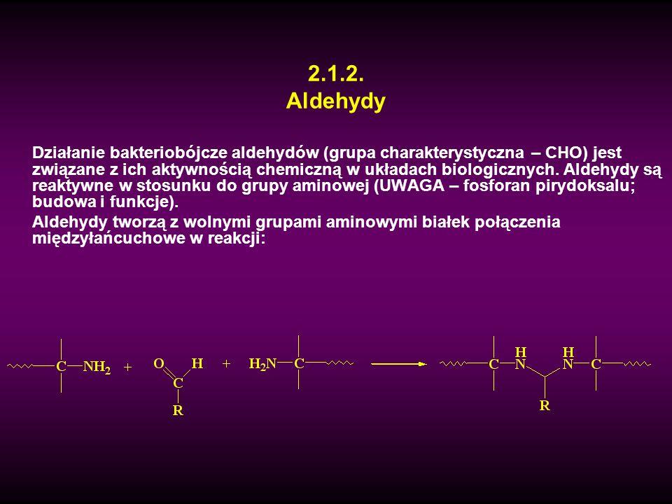 2.1.2. Aldehydy.