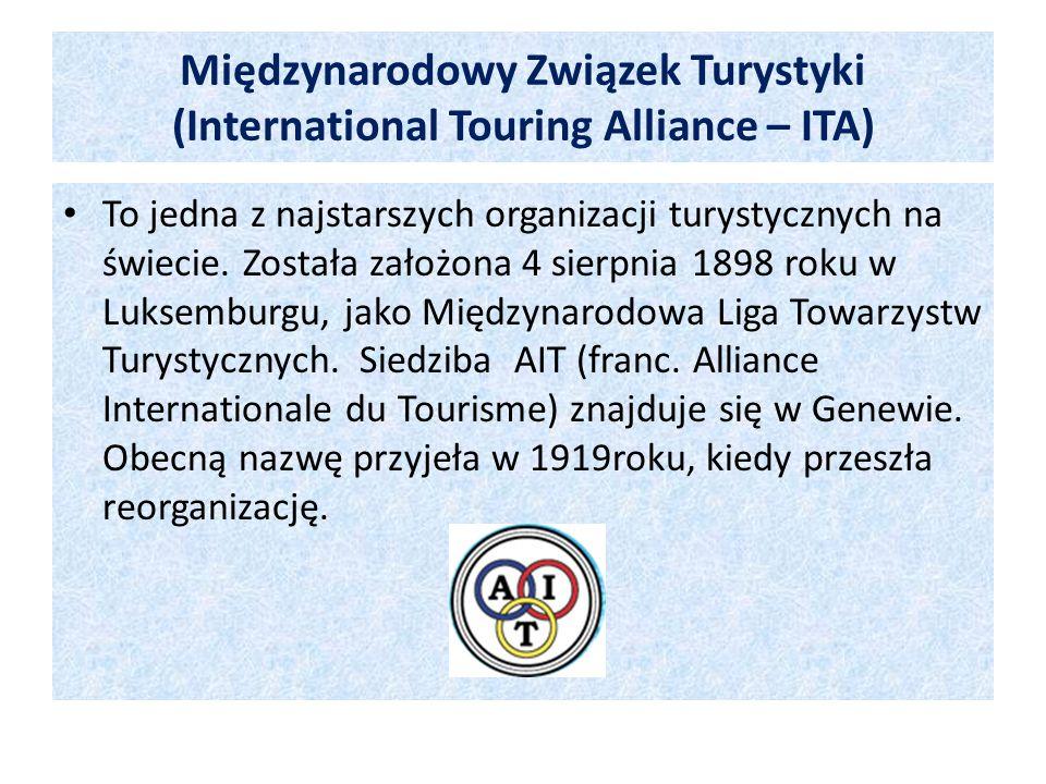 Międzynarodowy Związek Turystyki (International Touring Alliance – ITA)