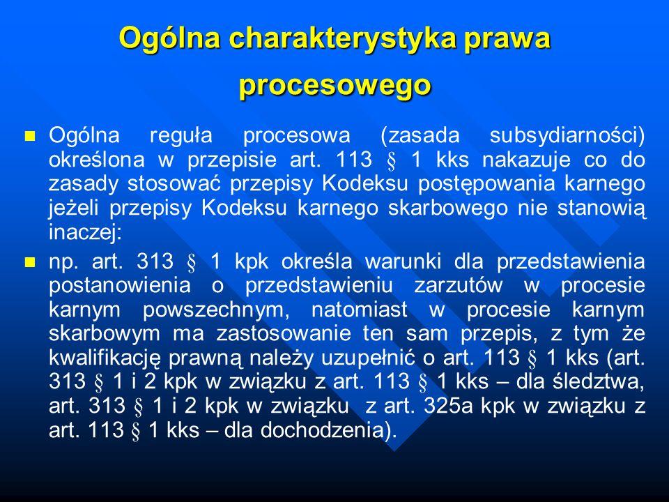 Ogólna charakterystyka prawa procesowego