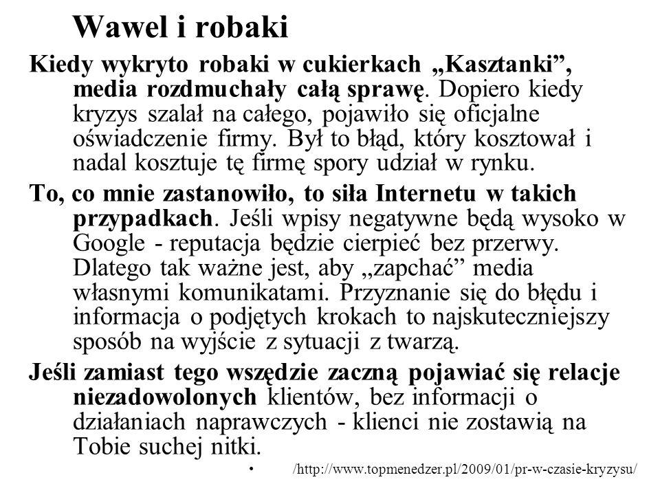 Wawel i robaki