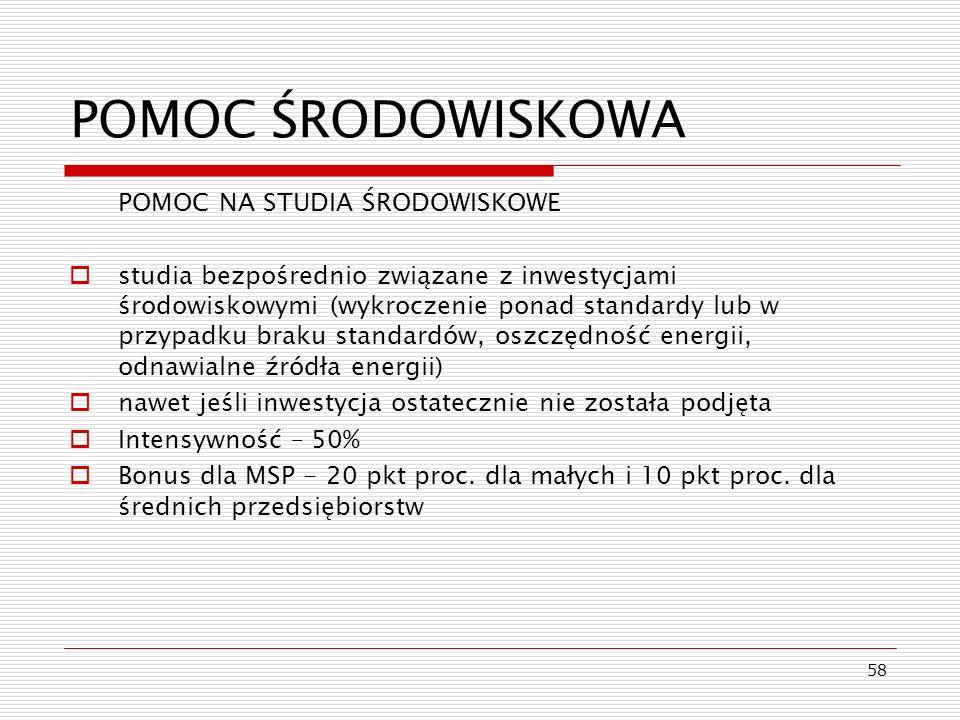 POMOC ŚRODOWISKOWA POMOC NA STUDIA ŚRODOWISKOWE.