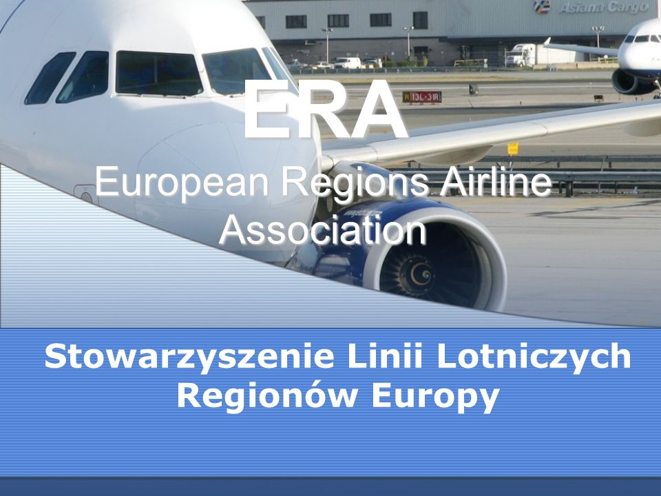 ERA European Regions Airline Association
