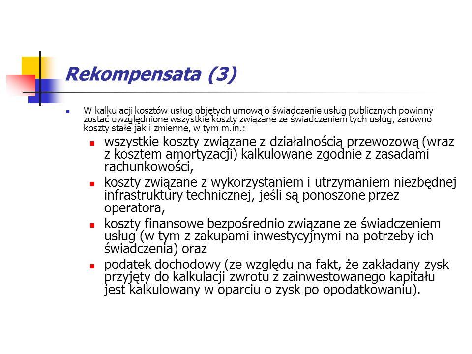 Rekompensata (3)