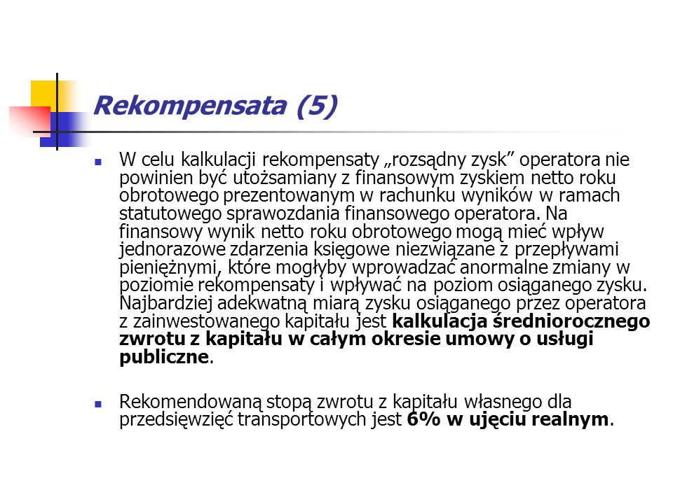 Rekompensata (5)
