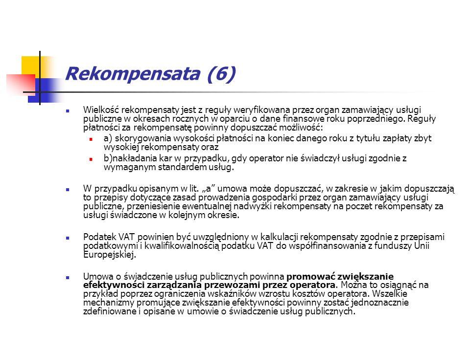 Rekompensata (6)
