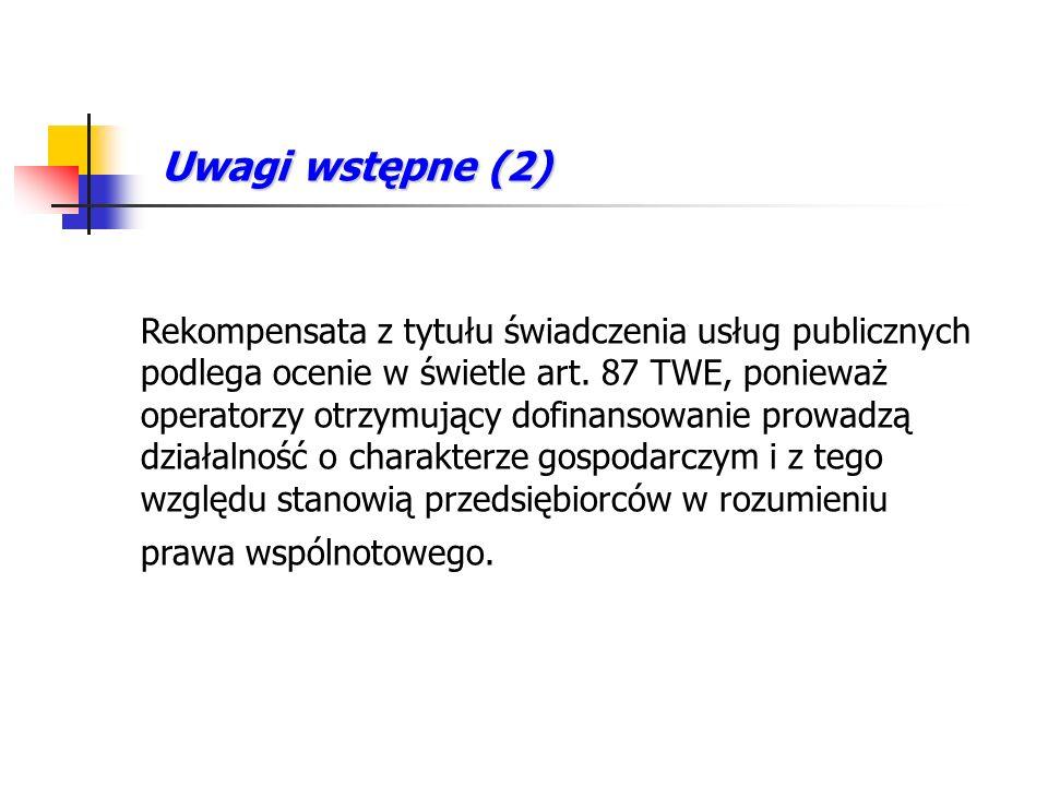 Uwagi wstępne (2)