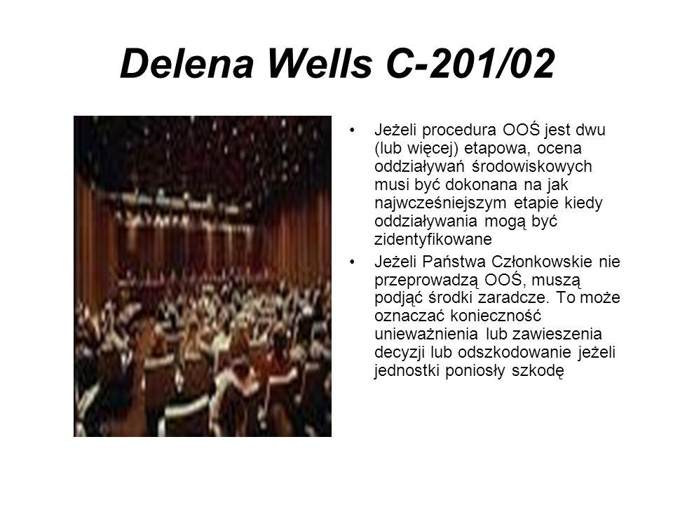 Delena Wells C-201/02