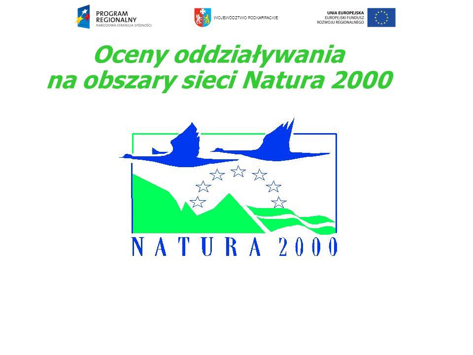 na obszary sieci Natura 2000