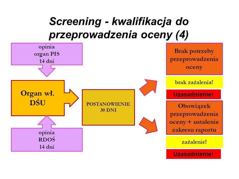 Screening - kwalifikacja do przeprowadzenia oceny (4)