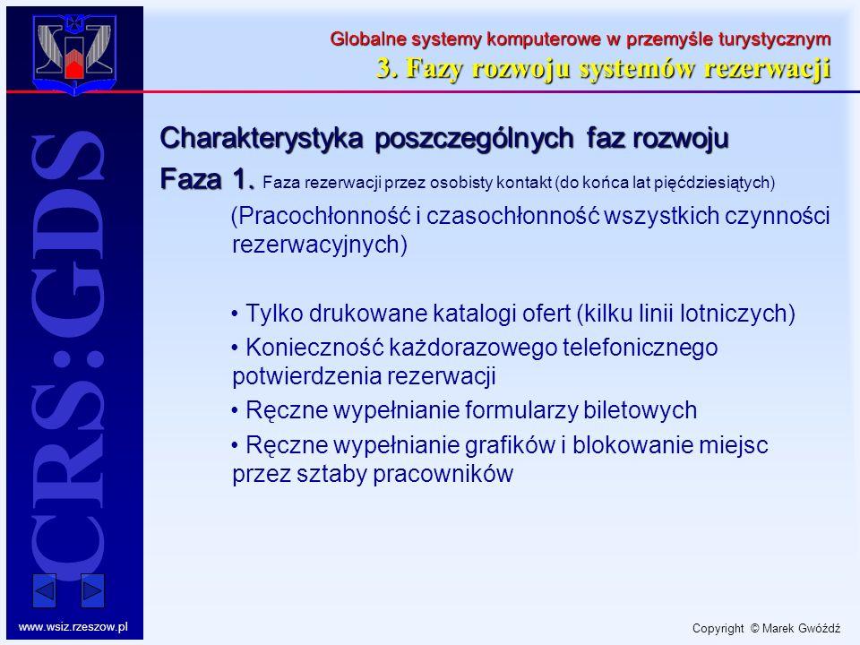 Charakterystyka poszczególnych faz rozwoju
