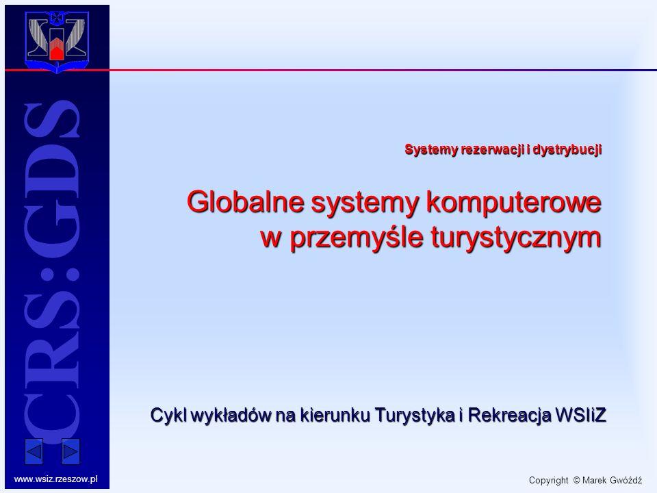 Cykl wykładów na kierunku Turystyka i Rekreacja WSIiZ