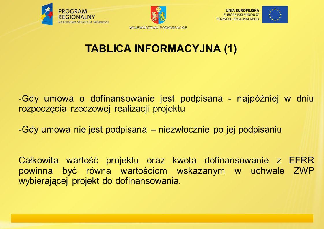 TABLICA INFORMACYJNA (1)