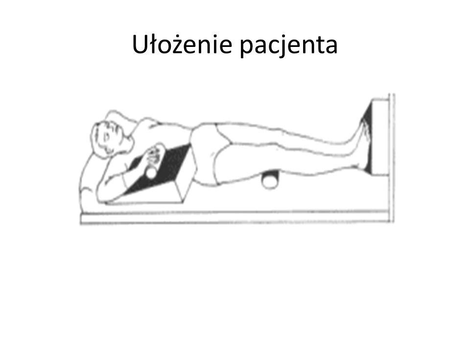 Ułożenie pacjenta