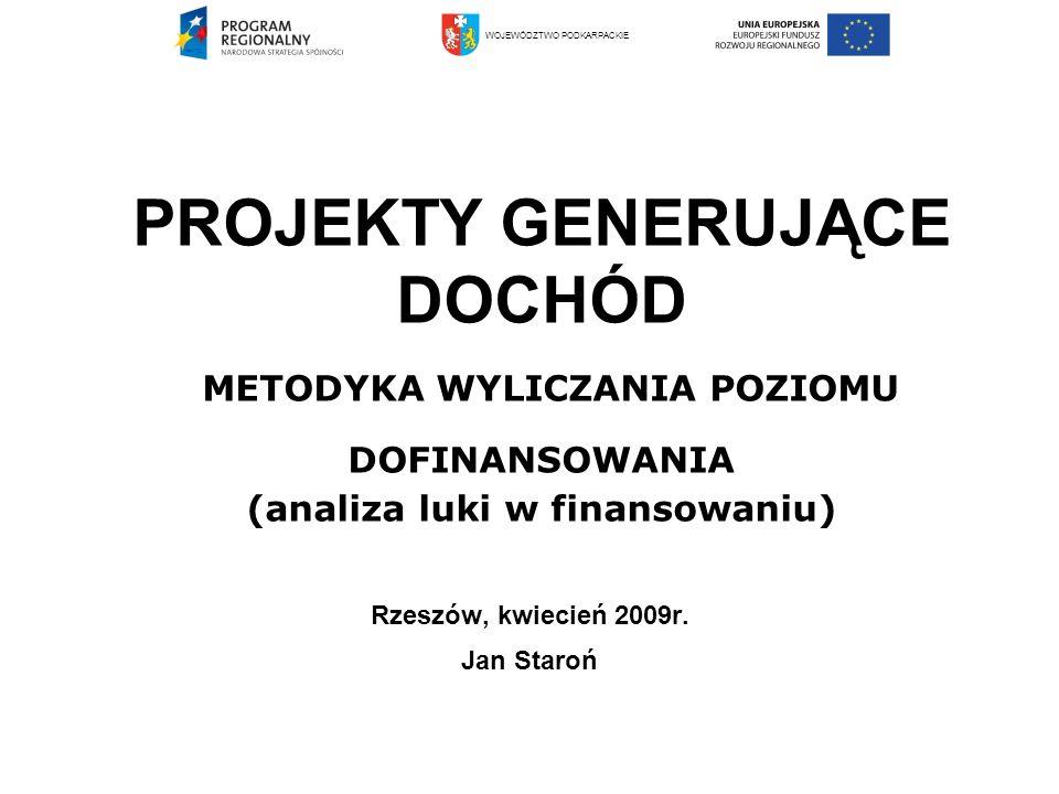 Rzeszów, kwiecień 2009r. Jan Staroń