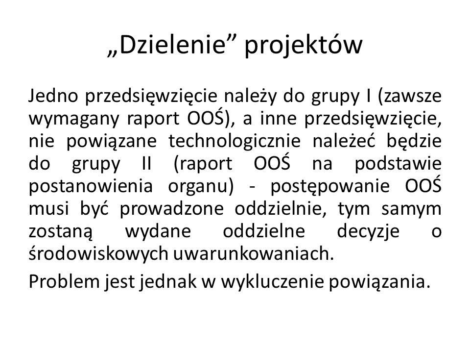 """""""Dzielenie projektów"""