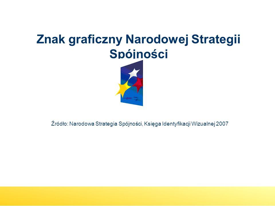 Znak graficzny Narodowej Strategii Spójności