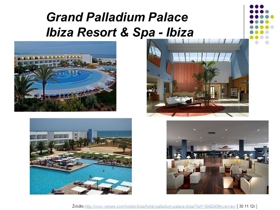 Grand Palladium Palace Ibiza Resort & Spa - Ibiza