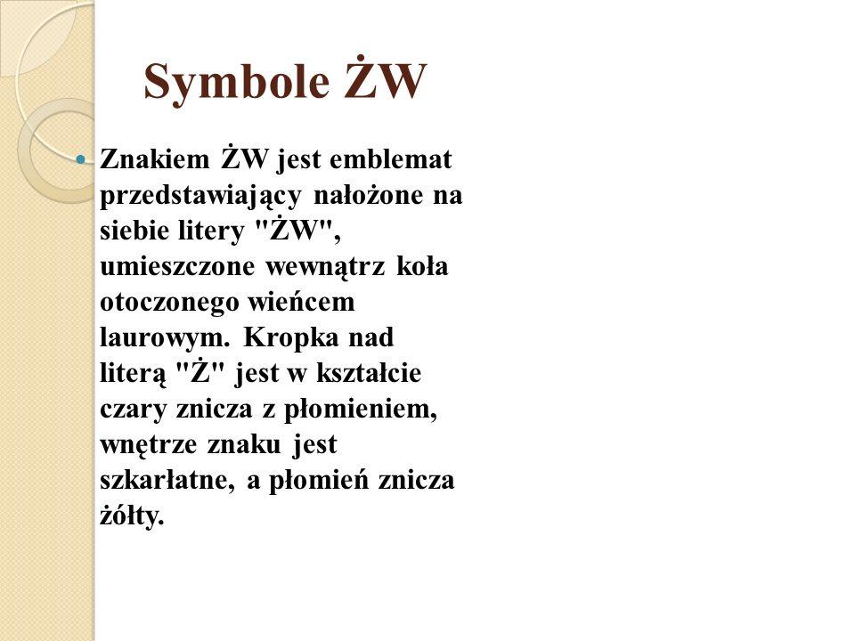 Symbole ŻW