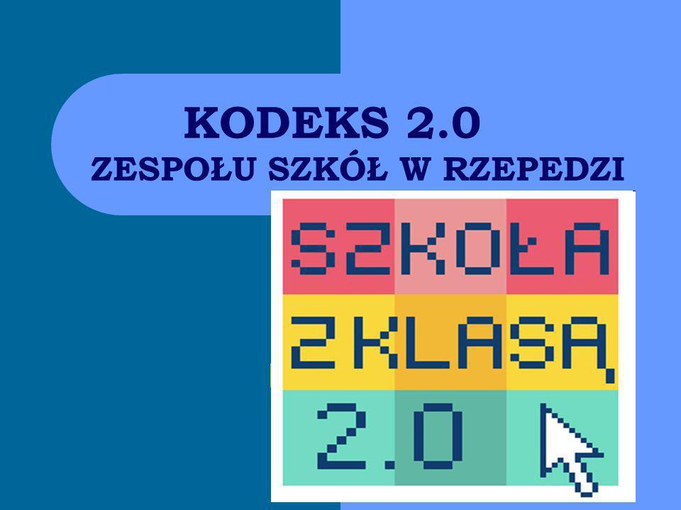 KODEKS 2.0 ZESPOŁU SZKÓŁ W RZEPEDZI