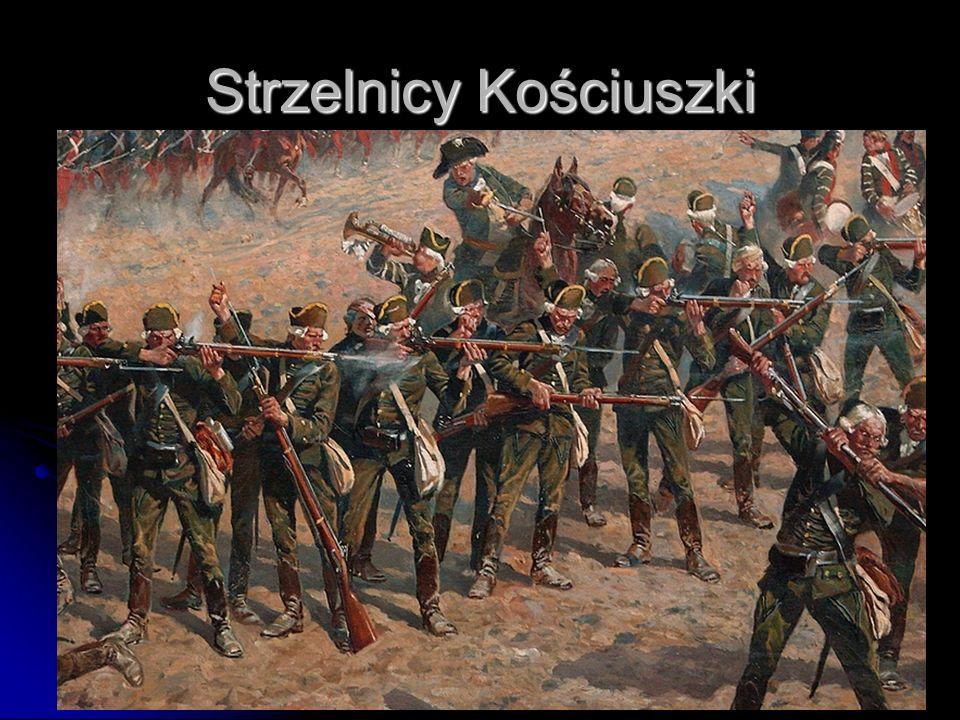 Strzelnicy Kościuszki
