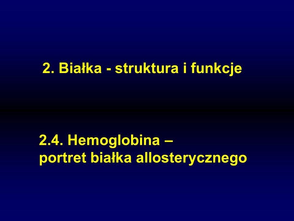 2. Białka - struktura i funkcje