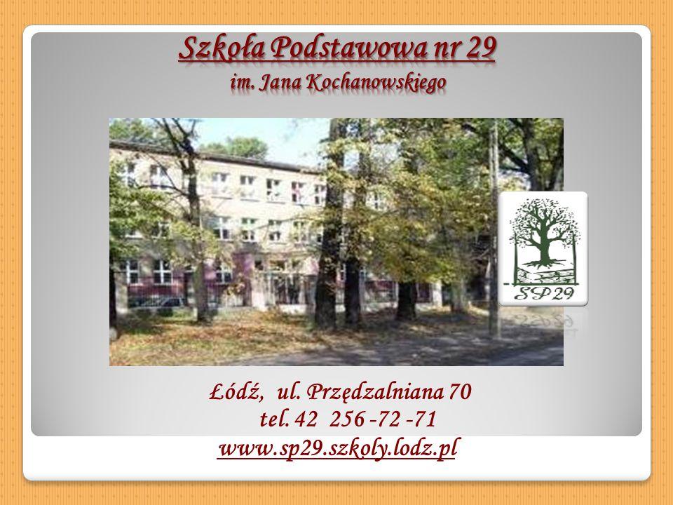 Szkoła Podstawowa nr 29 im. Jana Kochanowskiego