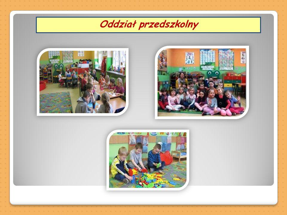 Oddział przedszkolny Oddział przedszkolny