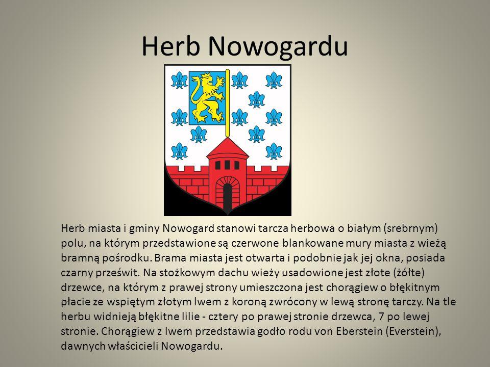 Herb Nowogardu