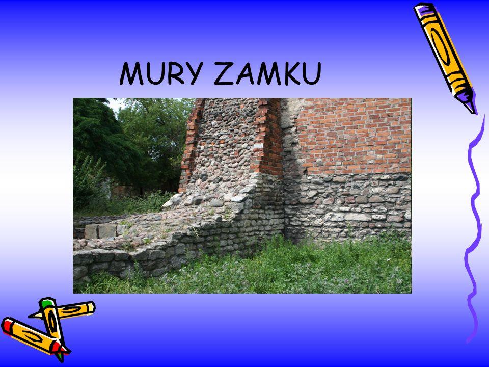 MURY ZAMKU