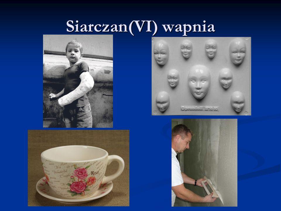 Siarczan(VI) wapnia
