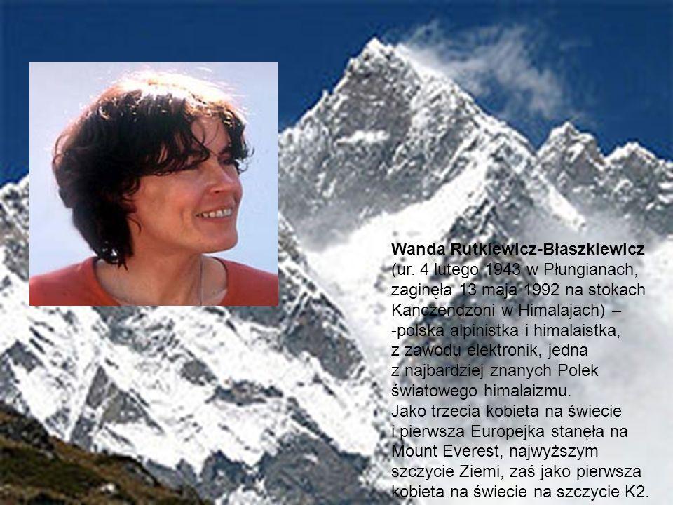 Wanda Rutkiewicz-Błaszkiewicz (ur