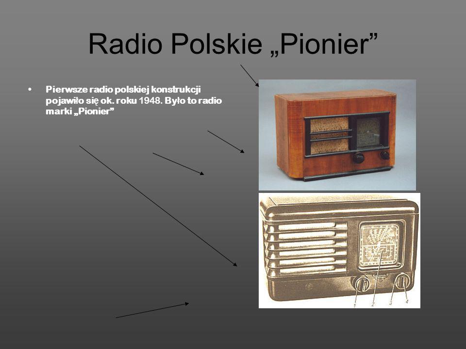"""Radio Polskie """"Pionier"""