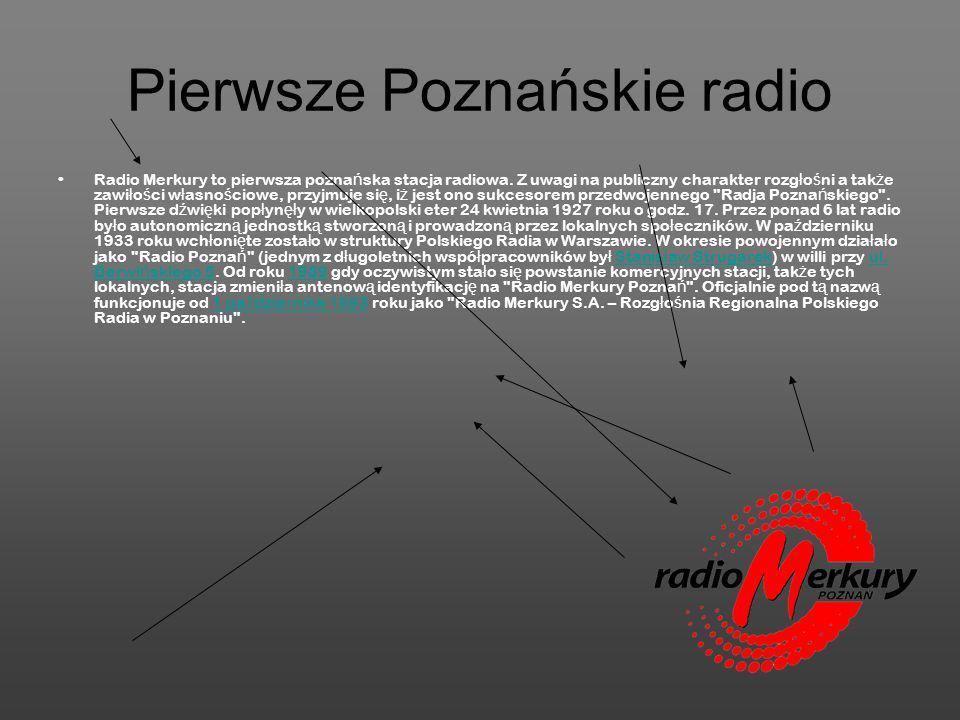 Pierwsze Poznańskie radio