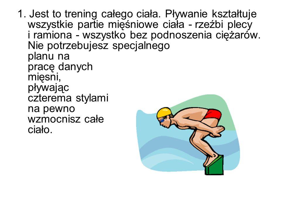 1. Jest to trening całego ciała