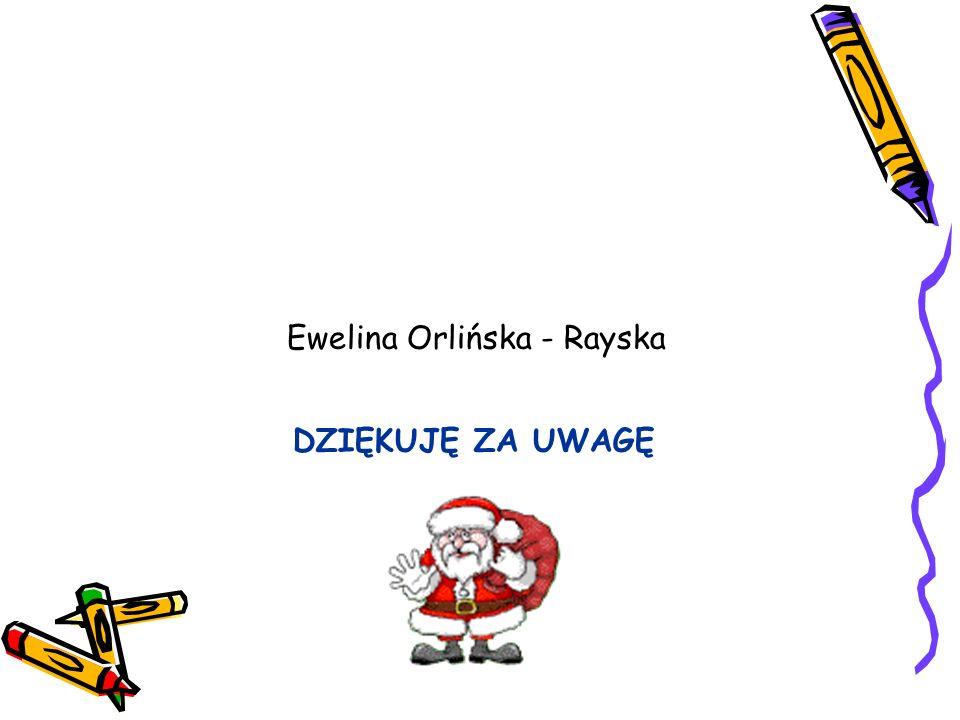 Ewelina Orlińska - Rayska