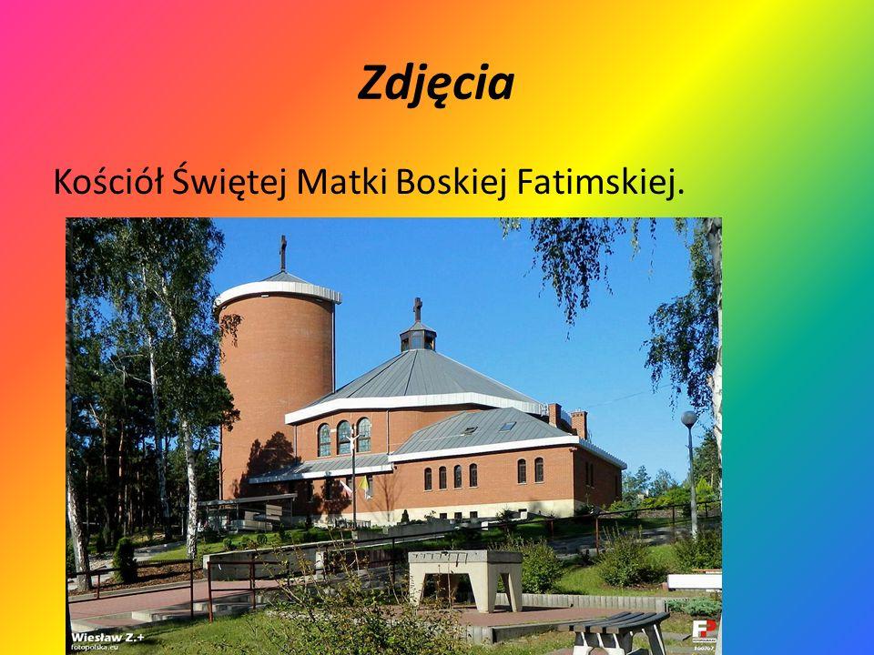 Zdjęcia Kościół Świętej Matki Boskiej Fatimskiej.
