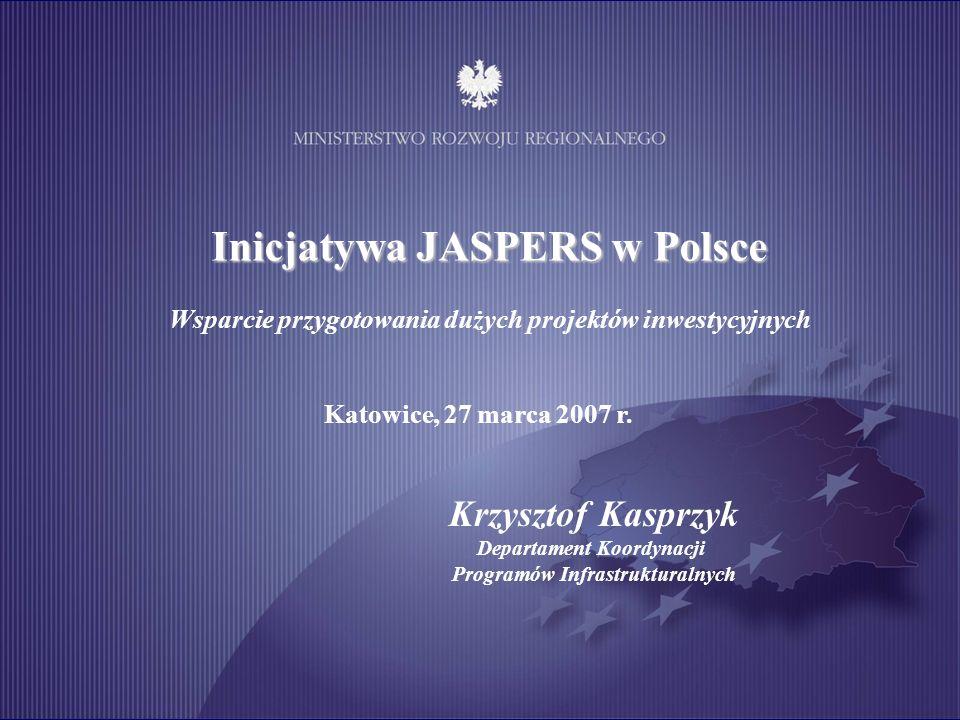 Inicjatywa JASPERS w Polsce