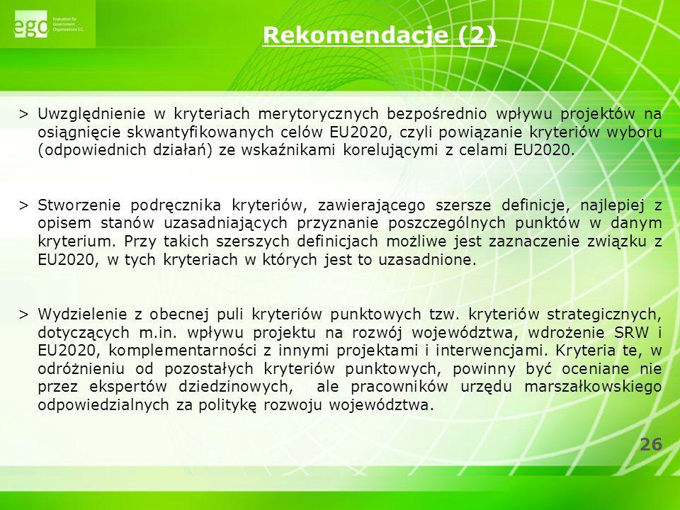 Rekomendacje (2)