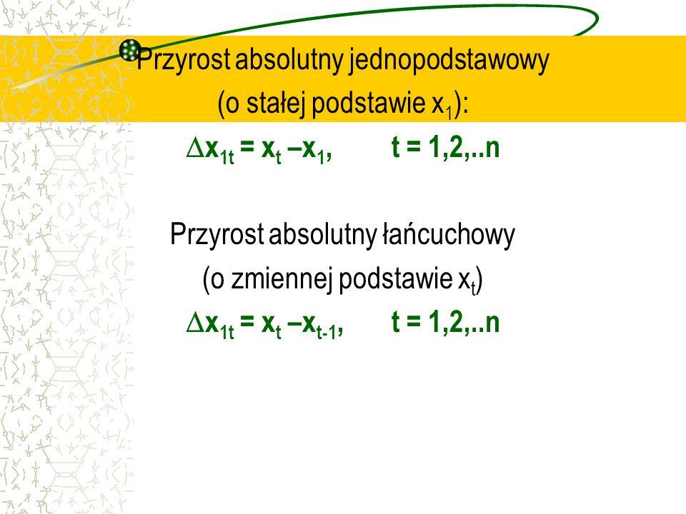 x1t = xt –x1, t = 1,2,..n x1t = xt –xt-1, t = 1,2,..n