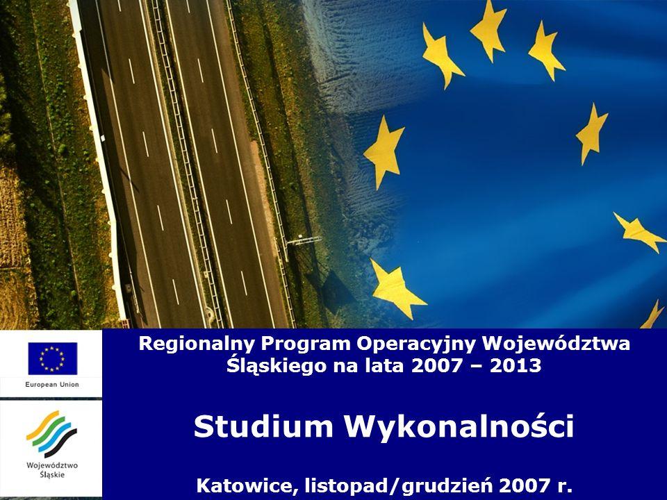 Katowice, listopad/grudzień 2007 r.