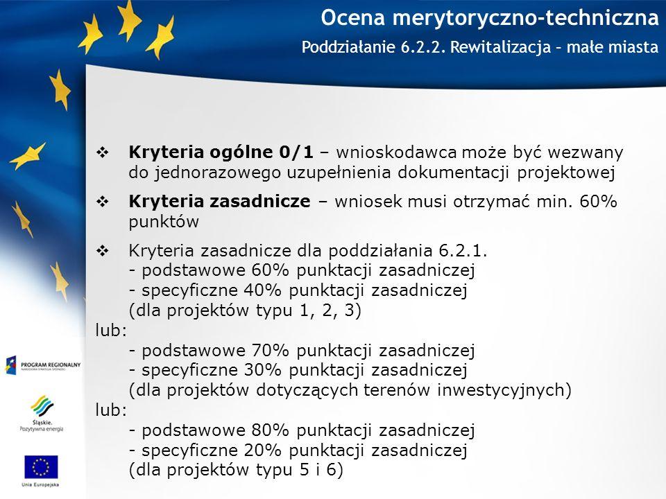 Ocena merytoryczno-techniczna