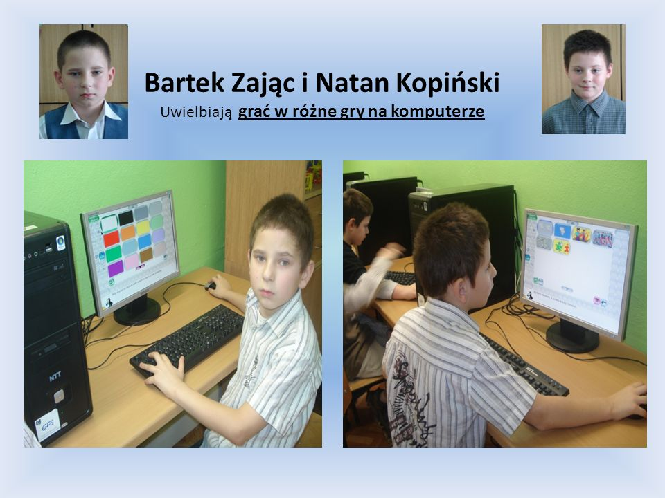 Bartek Zając i Natan Kopiński