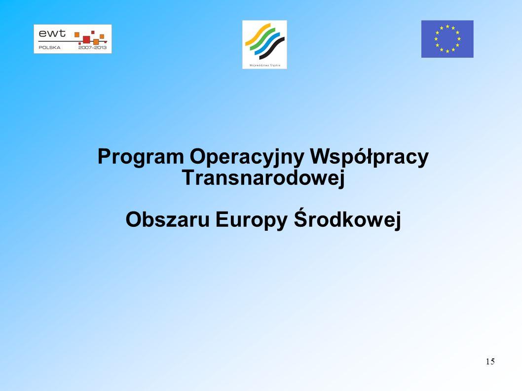 Program Operacyjny Współpracy