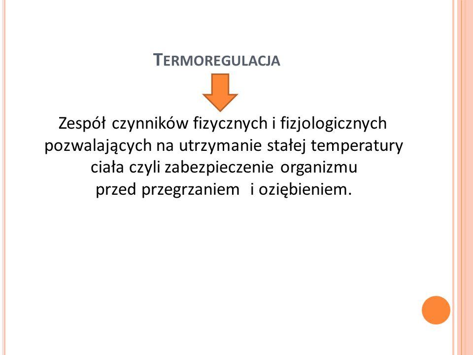 Termoregulacja