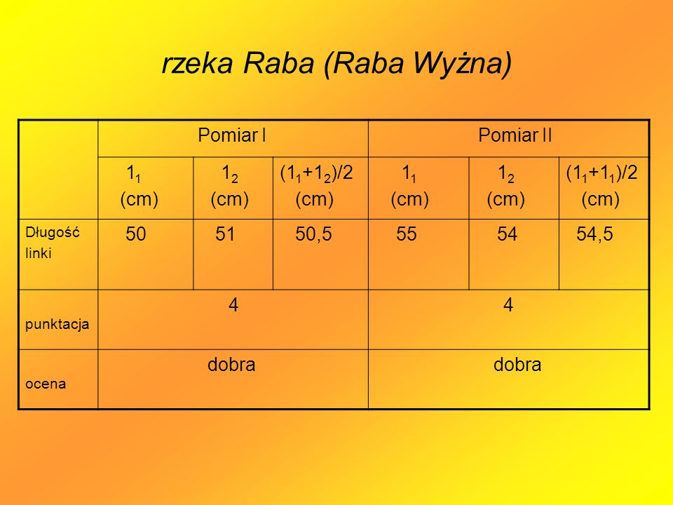 rzeka Raba (Raba Wyżna)