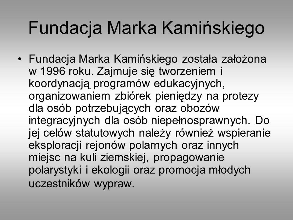 Fundacja Marka Kamińskiego