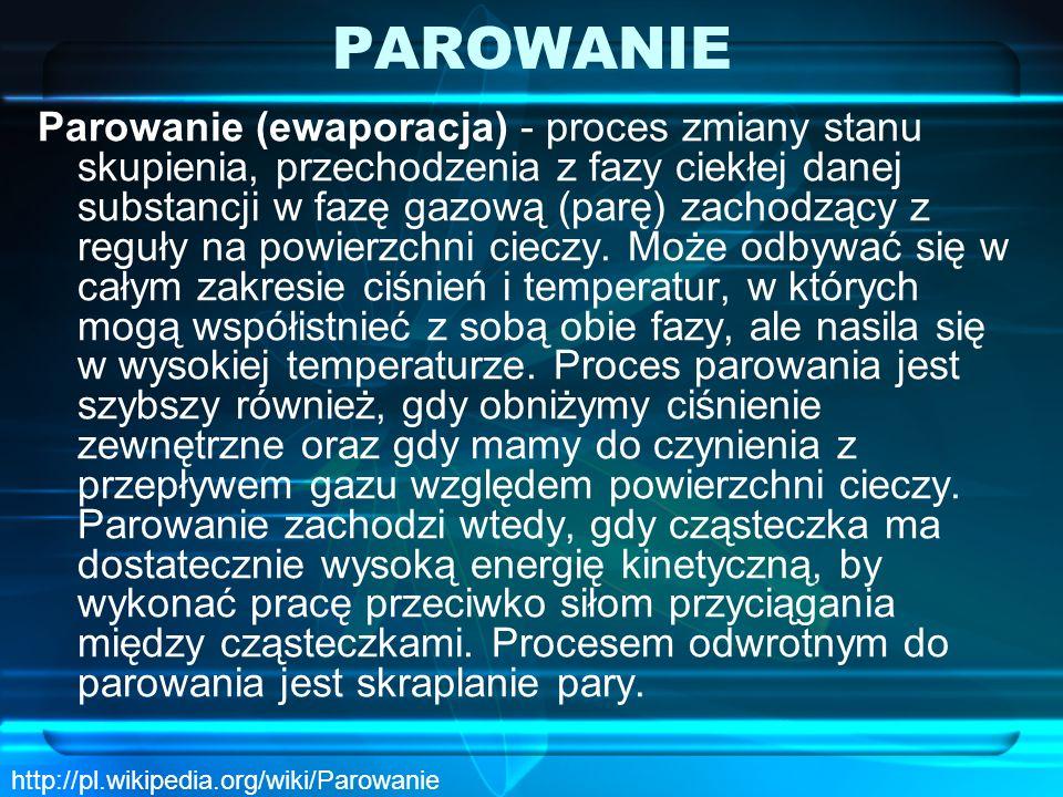 PAROWANIE