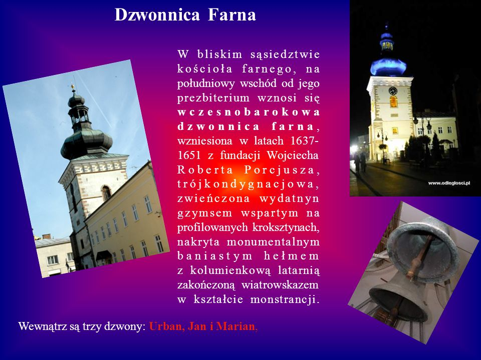 Dzwonnica Farna